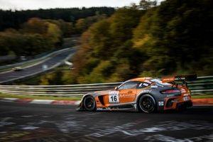 #16 BLACK FALCON Mercedes-AMG GT3: Hubert Haupt, Adam Christodoulou, Dirk Müller