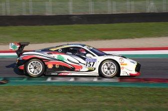 #157 Ferrari 488 Challenge, Formula Racing: Tani Hanna