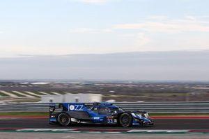 #33 High Class Racing Oreca 07: Anders Fjordbach, Mark Patterson, Kenta Yamashita
