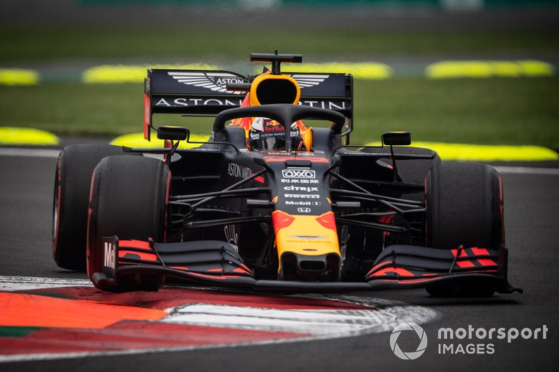4: Max Verstappen, Red Bull Racing RB15, 1'14.758 (inc 3-place grid penalty)