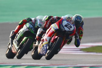 Leon Camier, Honda WSBK Team, Leon Haslam, Kawasaki Racing Team
