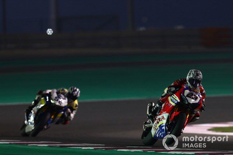 Ryuichi Kiyonari, Honda WSBK Team, Alessandro Alessandro Del Bianco, Althea Racing, Althea Racing