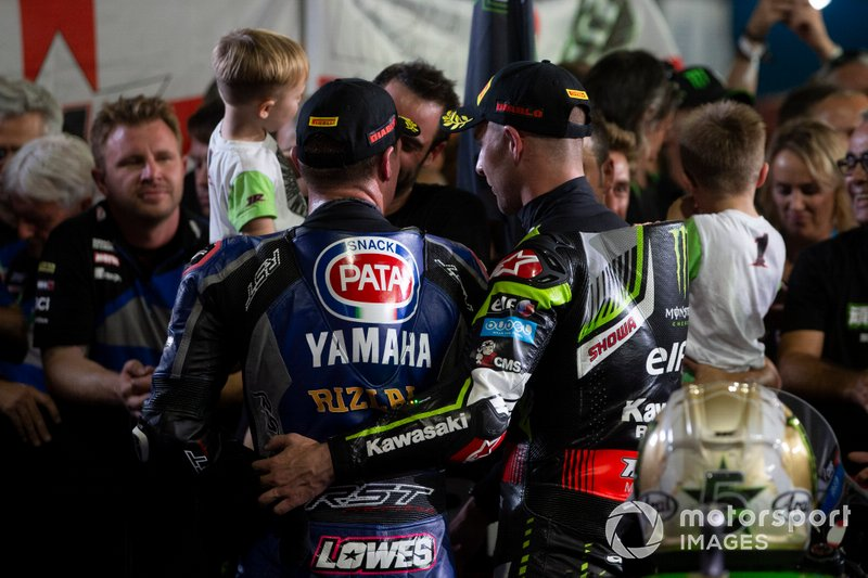 Alex Lowes, Pata Yamaha, Jonathan Rea, Kawasaki Racing Team