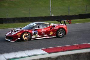 #60 Ferrari 488 Challenge, Formula Racing: Johnny Laursen