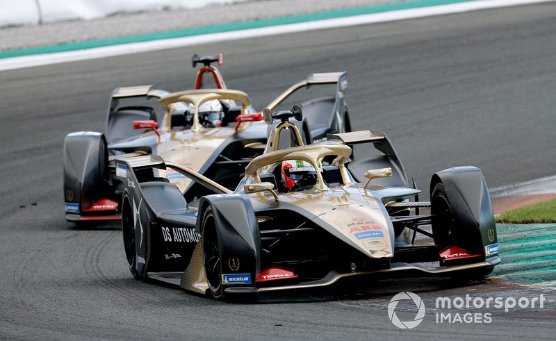 Antonio Felix da Costa, DS Techeetah, DS E-Tense FE20 Jean-Eric Vergne, DS TECHEETAH, DS E-Tense FE20