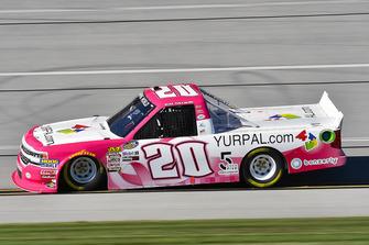 Max Tullman, Young's Motorsports, Chevrolet Silverado YurPal.com