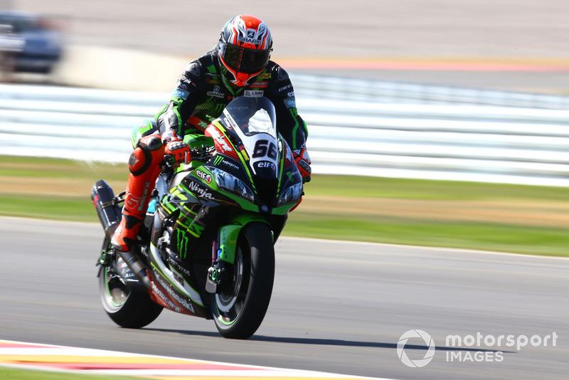 Tom Sykes, Kawasaki Racing