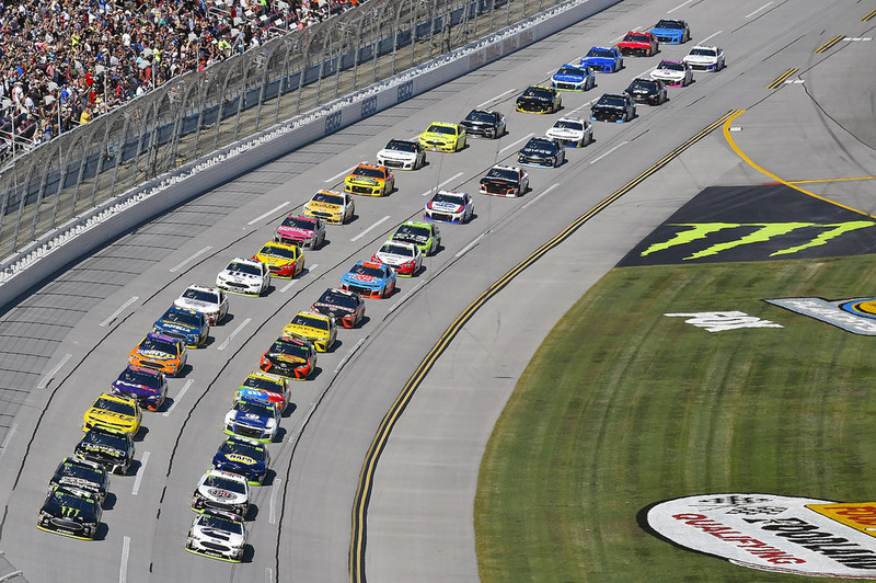 Talladega (Playoffs - Round of 12)