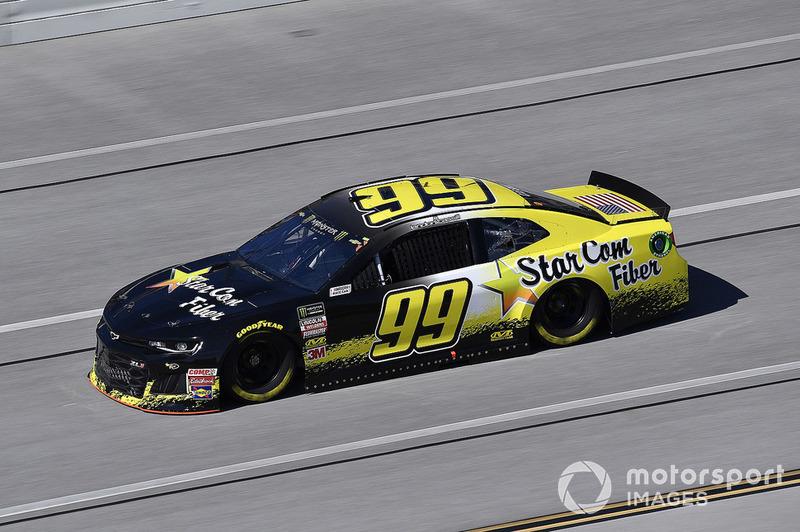 38. Landon Cassill, StarCom Racing, Chevrolet Camaro StarCom Fiber