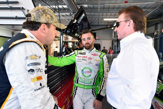 Austin Dillon, Richard Childress Racing, Chevrolet Camaro American Ethanol e15, Ryan Newman, Richard Childress Racing, Chevrolet Camaro Cat Global Mining and Richard Childress
