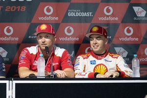 Scott McLaughlin, Alexandre Prémat, DJR Team Penske