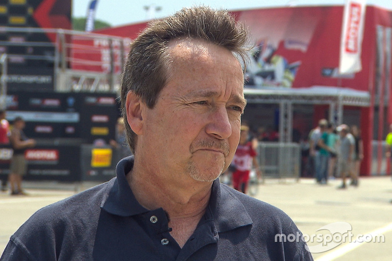 Freddie Spencer, máximo responsable panel sancionador MotoGP