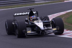 Fernando Alonso, European Minardi PS01