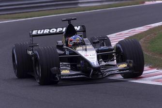 Fernando Alonso, European Minardi PS01