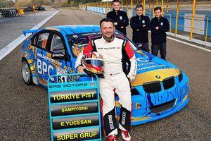 Ersin Yücesan, BMW 320si, Ers-Mak Racing