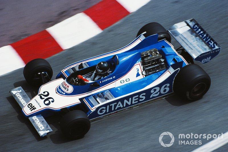 Жак Лаффит, Ligier JS11 Ford