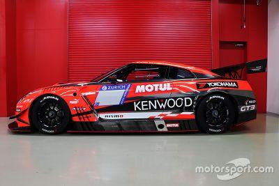 Annuncio Nissan Racing