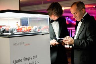 Modelo de Amalgam del coche de Ferrari F1