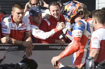 Jack Miller, Pramac Racing, mit Fonsi Nieto
