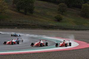 Enzo Fittipaldi, Prema Theodore Racing, Gianluca Petecof, Prema Theodore Racing e Olli Caldwell, Prema Theodore Racing