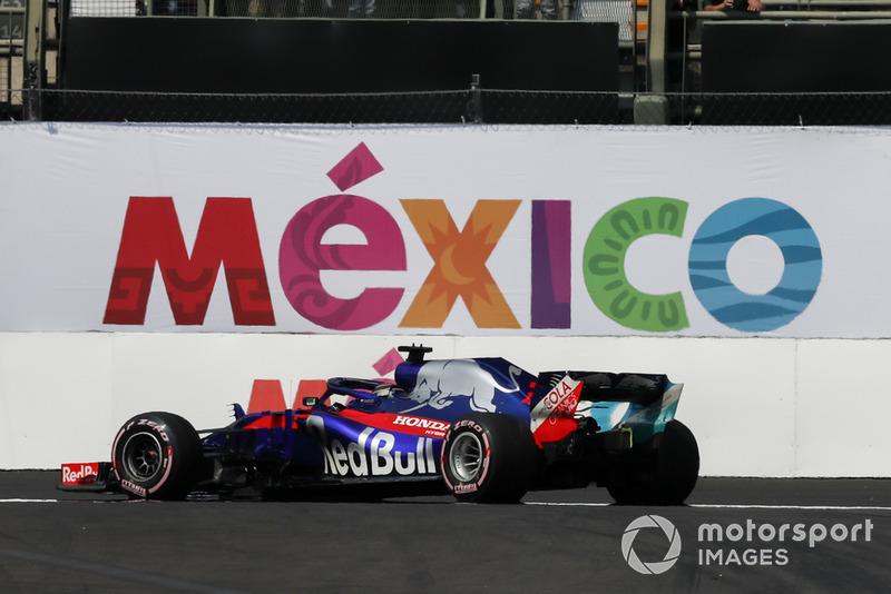 Brendon Hartley - Toro Rosso: 6 puan