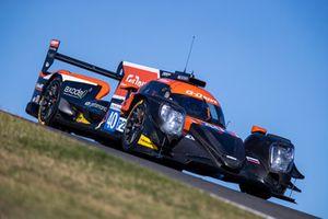 #40 G-Drive Racing Oreca 07 - Gibson: James Allen, Julien Falchero, Henning Enqvist