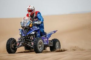 Николас Кавильяссо, Team Al Desert, Yamaha YFZ 450 (№249)