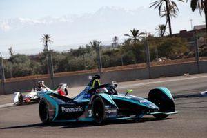 Nelson Piquet Jr., Jaguar Racing, Jaguar I-Type 3, Daniel Abt, Audi Sport ABT Schaeffler, Audi e-tron FE05