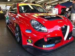 Alfa Romeo Giulietta TCR, KMW Motorsports with TMR Engineering