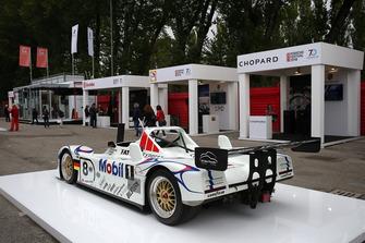 Porsche storica