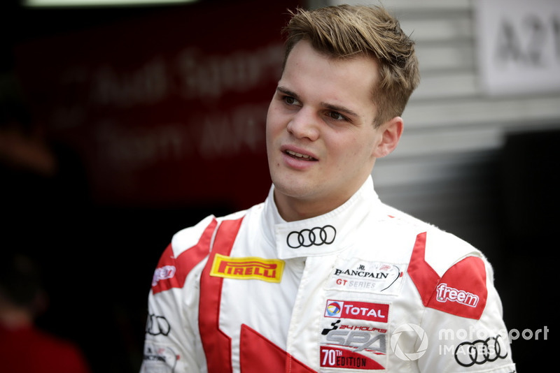 46: Dries Vanthoor - Bathurst 12 Saat ve Nurburgring 24 Saat galibi