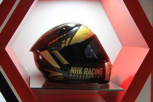Helm NHK GP-R Tech