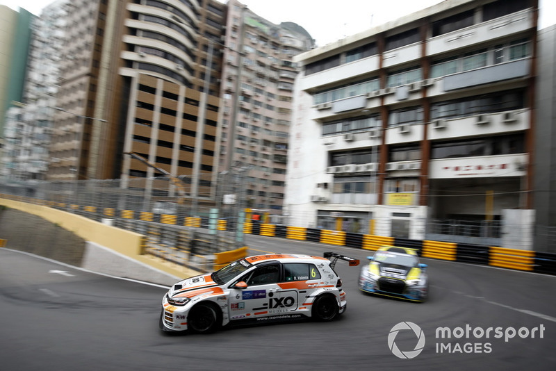 Rui Valente, PCT-IXO Models Racing Team Volkswagen Golf GTI TCR