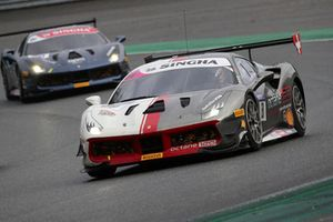 #81 Ferrari 488, Octane 126: Fabienne Wohlwend
