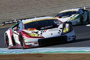 #88 JLOC Lamborghini Huracan GT3: Marco Mapelli, Kazuki Hiramine