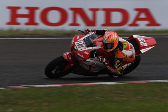 Taiga Hada, Honda Racing India