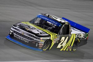 Justin Haley, GMS Racing, Chevrolet Silverado