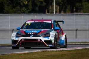 Sunny Wong, Alex Hui, Teamwork Motorsport, Volkswagen Golf GTI TCR