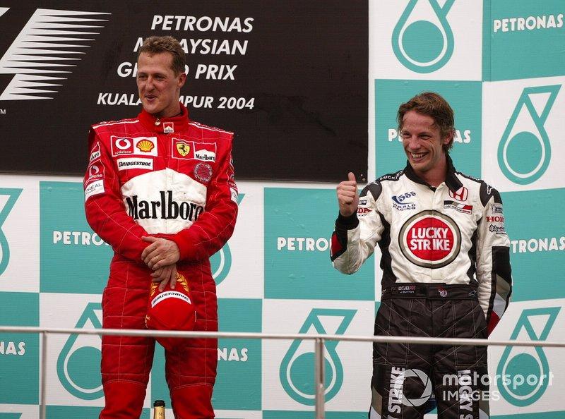#72 GP de Malaisie 2004