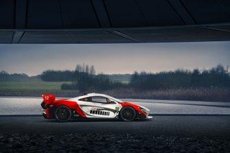 McLaren P1 GTR ispirata alla monoposto di Ayrton Senna del 1988