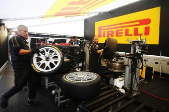 Tecnici Pirelli