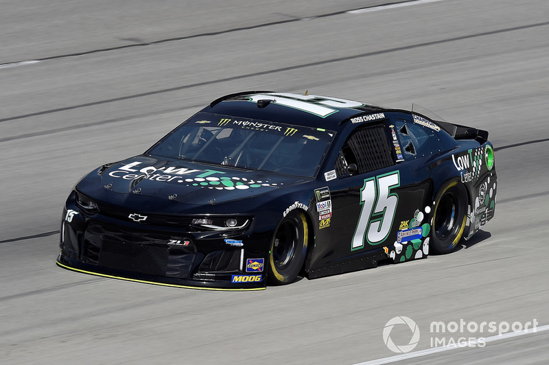 33. Ross Chastain, Premium Motorsports, Chevrolet Camaro Low T Center