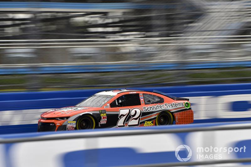 34. Corey LaJoie, TriStar Motorsports, Chevrolet Camaro Schluter Systems