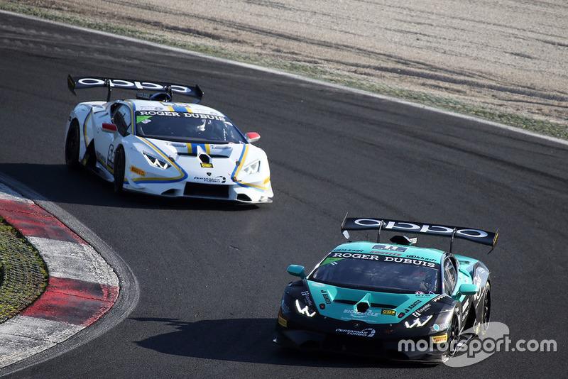 #11 Konrad Motorsport: Carrie Schreiner, Christopher Bruck
