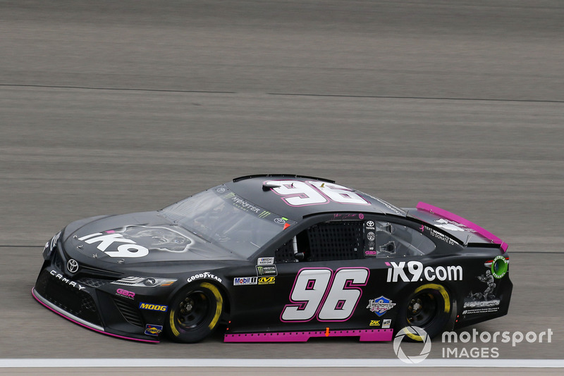 33. Jeffrey Earnhardt, Gaunt Brothers Racing, Toyota Camry Xtreme Concepts / iK9