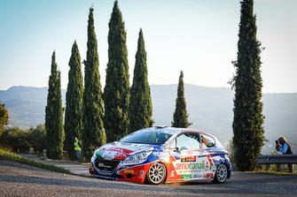 Tommaso Ciuffi, Nicolo Gonella, Peugeot 208 R2B