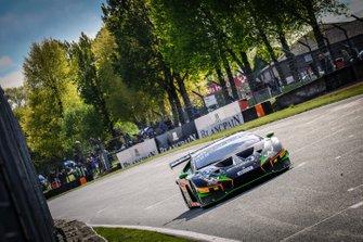 #563 Orange 1 FFF Racing Team Lamborghini Huracan GT3 2019: Andrea Caldarelli, Marco Mapelli