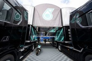 Petronas Yamaha SRT motorhome
