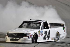 Race Winner Brett Moffitt, GMS Racing, Chevrolet