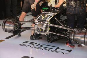 Haas F1 Team technical detail